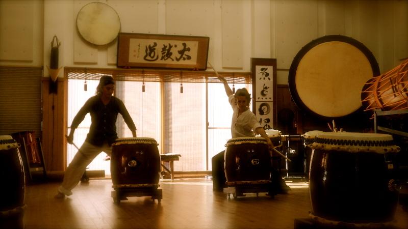 2taiko at Kurumaya Taiko Dojo