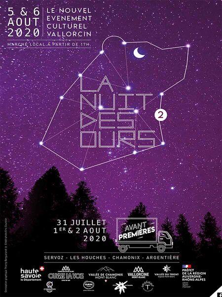 La Nuit des Ours poster