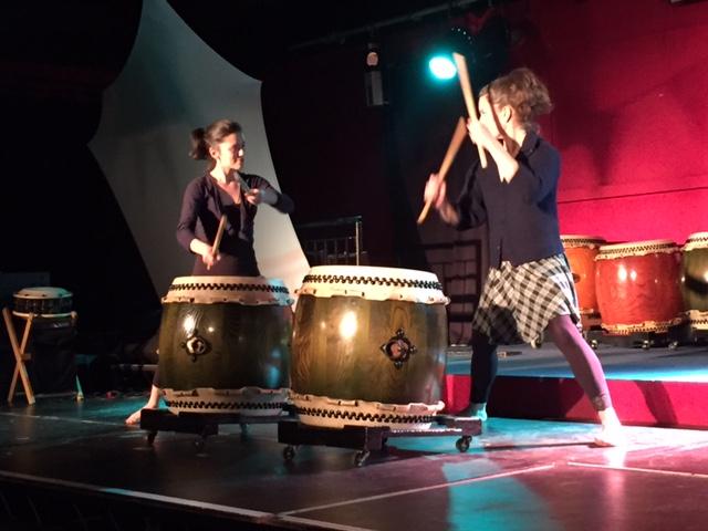 2taiko perform at ETC2